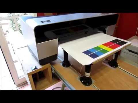 Ready for business DIY DTG Printer Epson Pro 3800/3880
