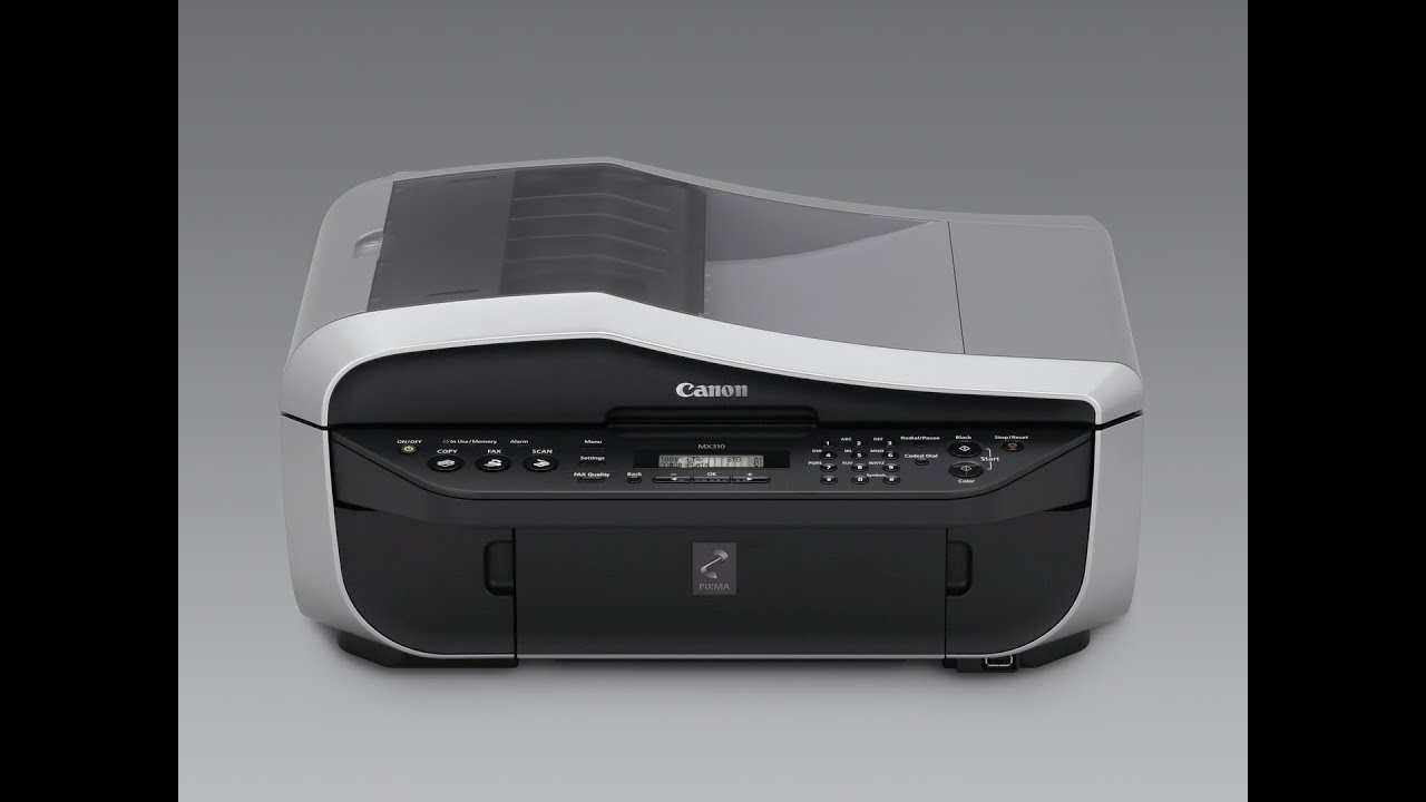 CANON PIXMA MX318 MX310 SCANNER DRIVERS FOR WINDOWS 10