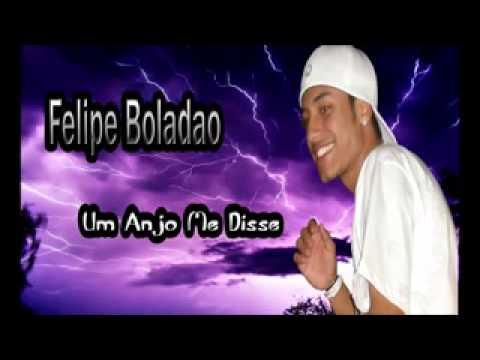 Felipe Boladao -  Um Anjo Me Disse ( Prod:  Kelvin Matos )
