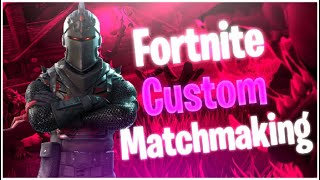 (NA-EAST) CUSTOM Matchmaking SOLO/DUO/SQUAD SCRIMS FORTNITE LIVE/PS4,XBOX,PC,MOBILE,SWITCH