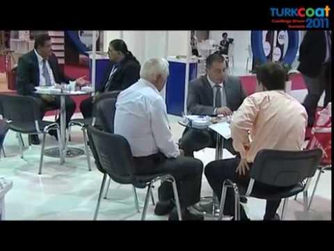 Turkcoat Eurasia Coatings Show 2011