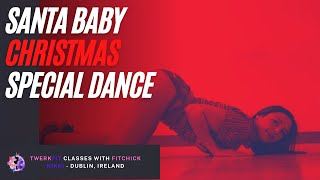 Santa Baby Dance Coreography