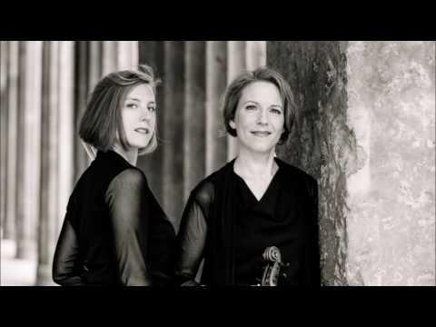 Robert Fuchs Duo Op. 60 Nr. 2 'In ruhiger Anmuth' für Violine und Viola, Duo Wilken