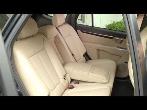 2012 Hyundai Santa Fe INTERIOR (Limited 4WD)
