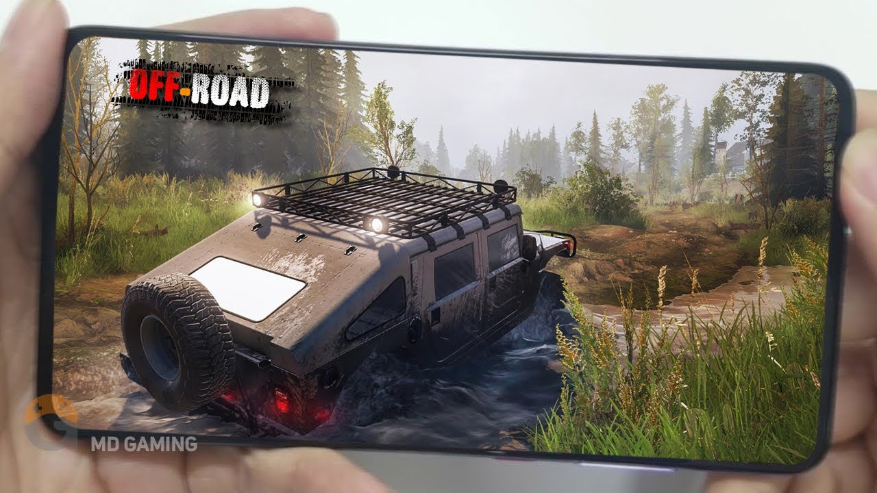 Top 10 Best Offroad Driving Simulator Games Android&iOS 2020 | Free Simulator Games【MD Gaming】