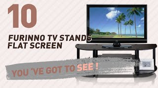 Furinno TV Stands Flat Screen // New & Popular 2017