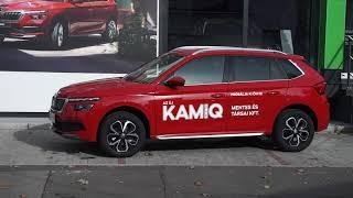 Mentes és Társai - bemutatja - Skoda Kamiq