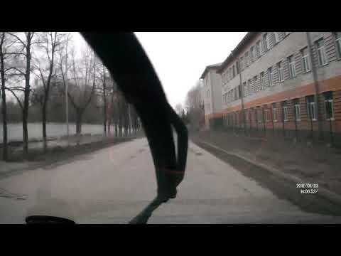 Дороги Новосибирска (Дзержинский, Октябрьский, Центральный районы). Road Novosibirsk, Russia