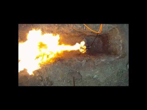 Hybrid Rocket Static Test Firings