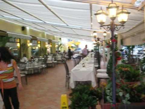 Gianni S Restaurant Palm Beach Aruba