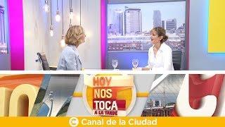 Entrevista mano a mano con Carola Reyna en Hoy nos toca a la Tarde thumbnail