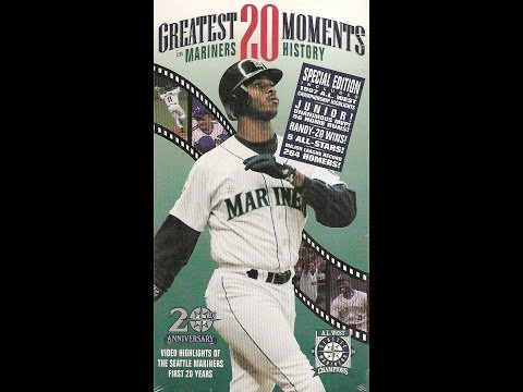 "20th Anniversary Seattle Mariners: ""The 20 Greatest Moments in Mariners History"" (1997)"
