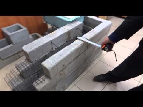 Самодельная опалубка для керамзитоблоков