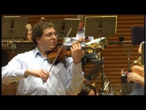 Noah Geller, Concertmaster of the Kansas City Symphony