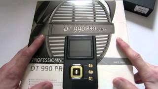 hiFiMAN HM 603 обзор  Beyerdynamic DT 990 PRO