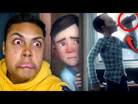 REACTING TO THE SADDEST ANIMATIONS EVER MADE !!! (LAST EPISO