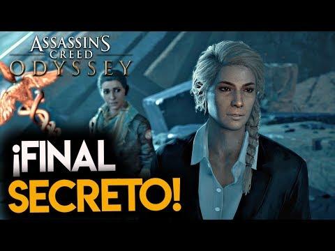 FINAL PRIMERA CIVILIZACIÓN - Assassin's Creed Odyssey - RAFITI