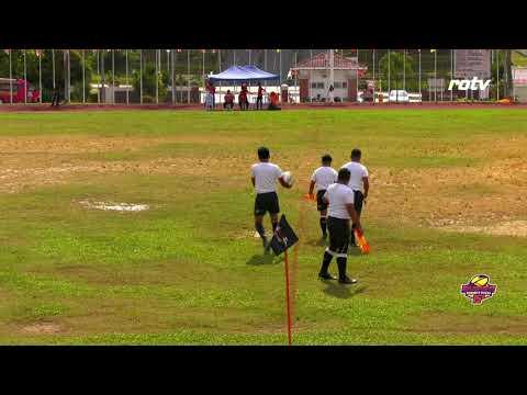 Malaysia Super School Rugby 15s - SAS vs EC