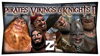 Lachende Piraten ⬣ LPT Piraten, Wikinger und Ritter 2 Teil 2