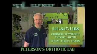 Peterson's Orthotic Lab & Cycle Soles