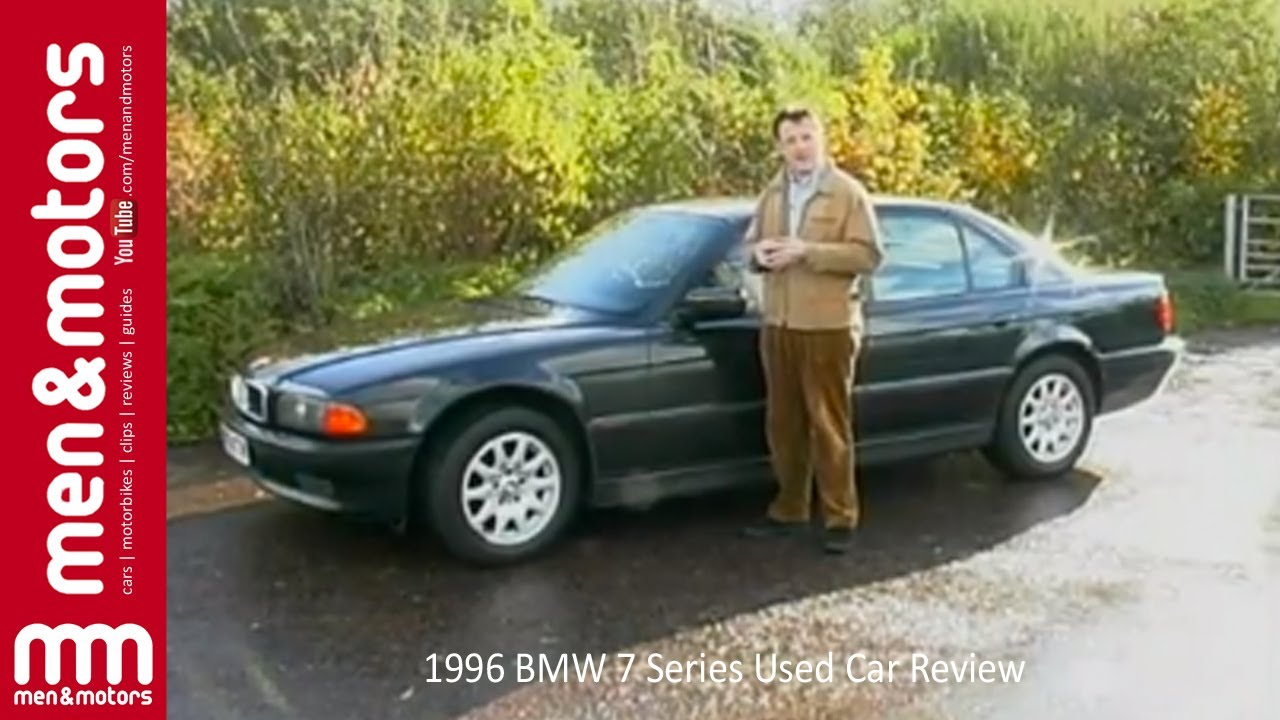 1996 Bmw 7 Series Used Car Review Youtube