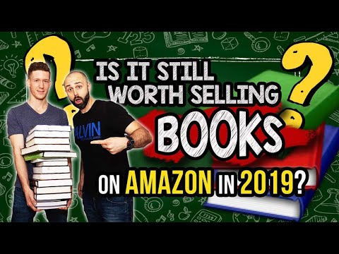is-it-still-worth-selling-books-on-amazon-in-2019?