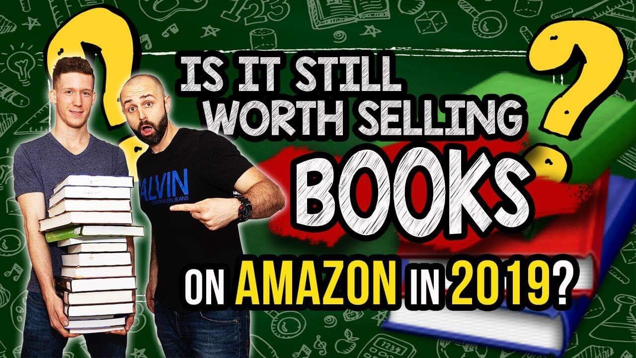 Is it still worth selling books on Amazon in 2020?