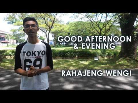 """""""Greetings"""" in Balinese Language"""