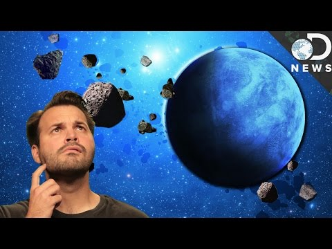 Was Our Asteroid Belt Once A Planet? #AskDNews