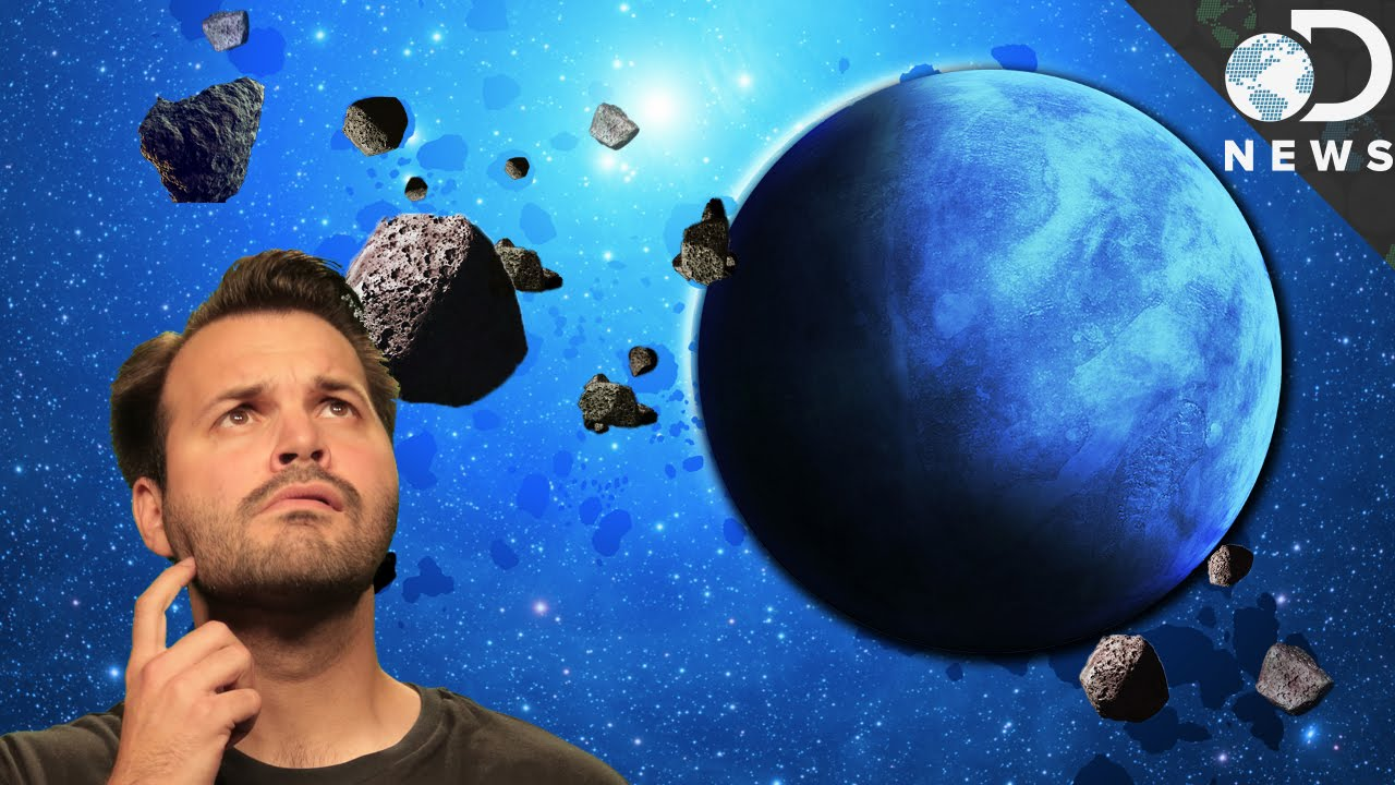 Was Our Asteroid Belt Once A Planet? #AskDNews - YouTube