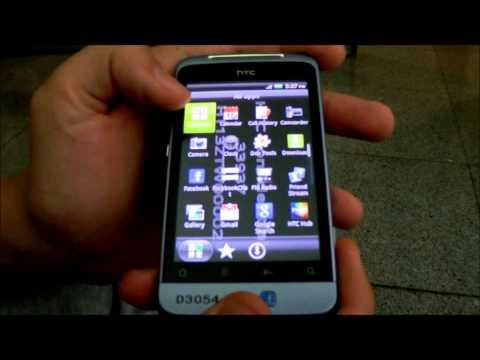HTC Salsa - brzinski pogled