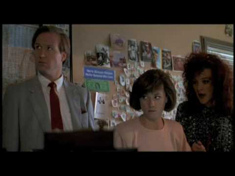 Favorite scenes for the movie Broadcast News