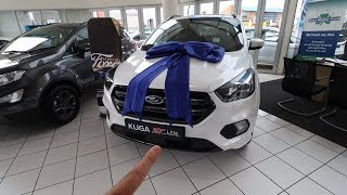 Ford Kuga SUV | Harrier, Hector, Compass Rival