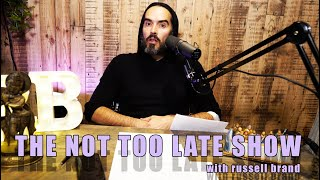 Power & Extinction Rebellion | The Not Too Late Show #01 with Russell Brand