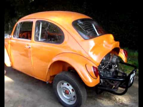 How to build a Baja Bug in 3 months