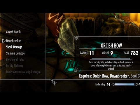 Completely Change Skyrim with this Enchanting Mod