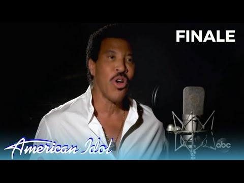 Lionel Richie, Idol Alumni, Top 11, and WINNER Perform 'We Are The World' | American Idol Finale