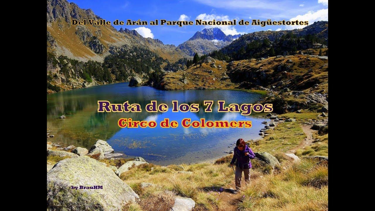 Valle de ar n ruta los 7 lagos de colomers parque - Inmobiliarias valle de aran ...