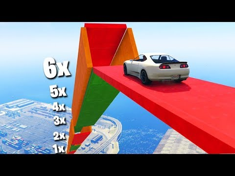 GTA V Online: A CORRIDA DIFÍCIL com (TÚNEL 6x) - VELOZES e FURIOSOS