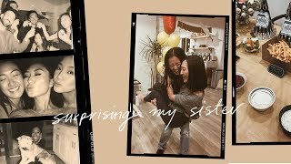 Surprising My Sister | January Recap