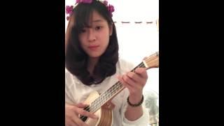 MY EVERYTHING - cover by Hoàng Yến Chibi - Guitar