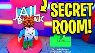 How To Get Into The SECRET ROOM In JAILBREAK! (Secret Easter Egg) | Roblox Jailbreak New Update