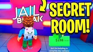 Comment entrer dans le ROOM SECRET dans JAILBREAK! (Oeuf de Pâques secret) Roblox Jailbreak nouvelle mise à jour