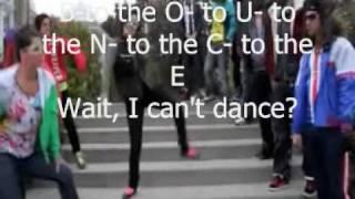 Bounce - LYRICS on SCREEN - Jonas Brothers & Demi Lovato