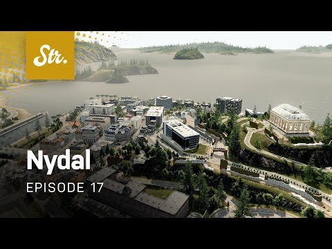 Botanical Garden — Cities Skylines: Nydal — EP 17 |