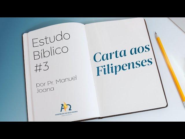 Estudo Bíblico #3