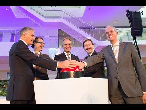 Opening DSM Materials Center