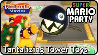Super Mario Party: Tantalizing Tower Toys (Partner Party, 2 Players, 20 Turns, Master(?) Difficulty)