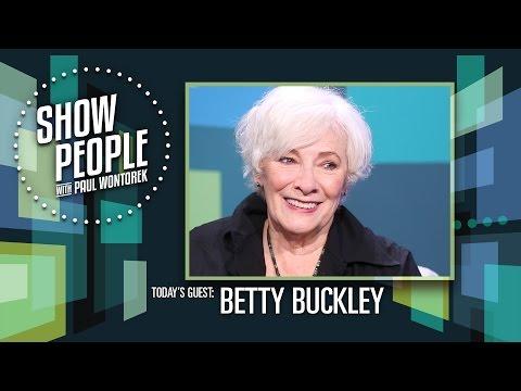 Show People with Paul Wontorek: Betty Buckley