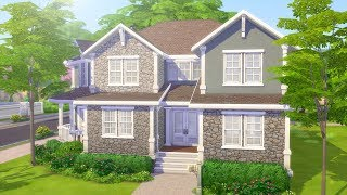 Building a Dream Family Home in The Sims 4 (Streamed 1/21/18)
